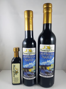 Herbs of Naples Balsamic Vinegar