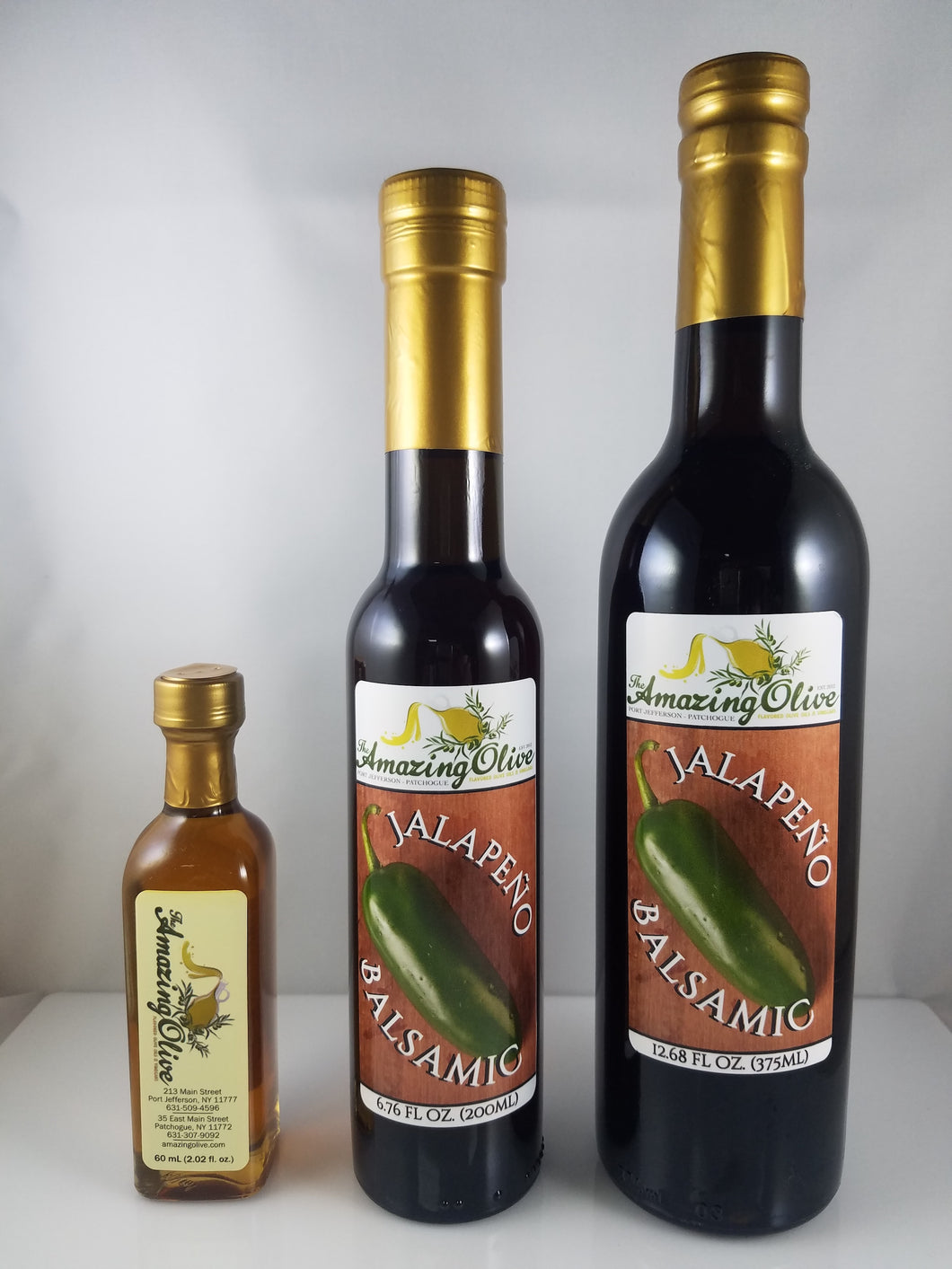 Jalapeno Balsamic Vinegar