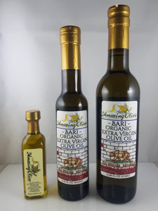 Organic Bari Extra Virgin Olive Oil