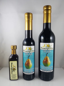 Pear Champagne Vinegar