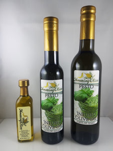Pesto Natural Flavor Infused Olive Oil