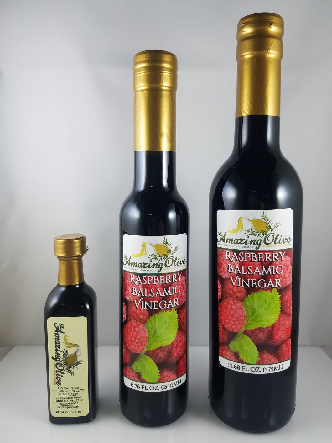 Dark Raspberry Balsamic Vinegar