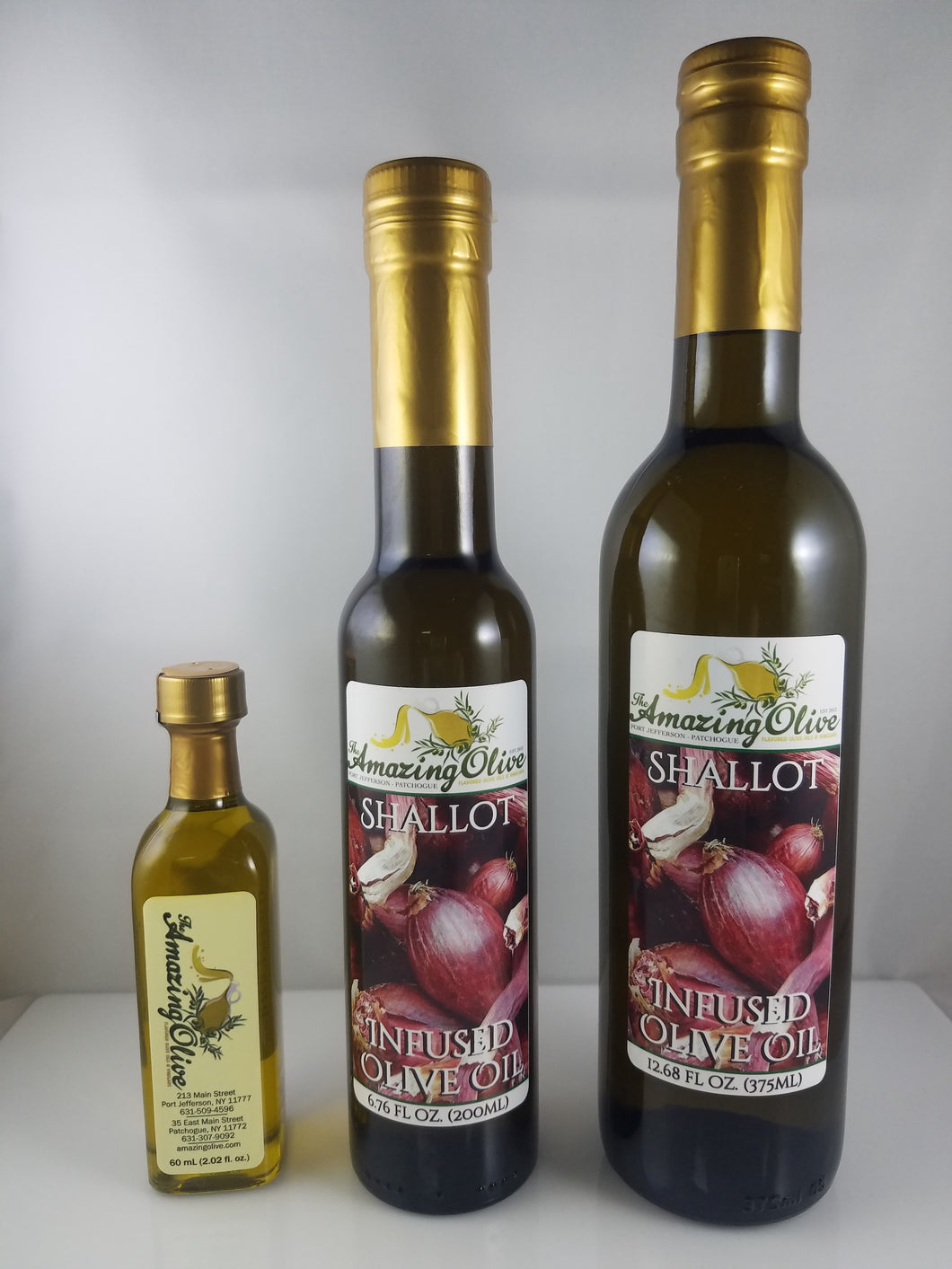 Shallot Infused Olive Oil