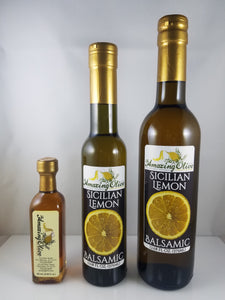 Sicilian Lemon Balsamic Vinegar