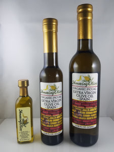 Organic Spanish Picual Extra Virgin Olive Oil