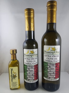 Extra Virgin Olive Oil From Umbria, Italy
