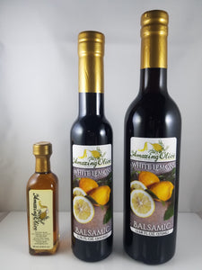 White Lemon Balsamic Vinegar