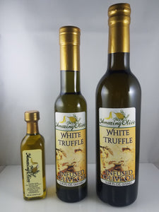 White Truffle Infused Olive Oil