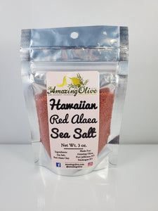 Hawaiian Red Sea Salt