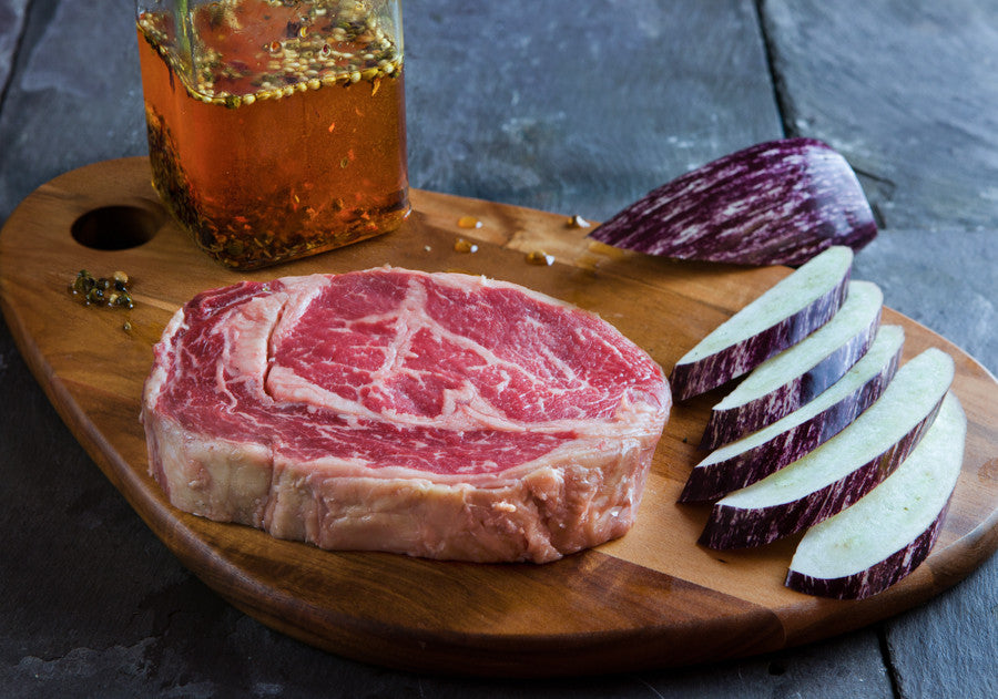 Prime US Grain Fed Ribeye Steak