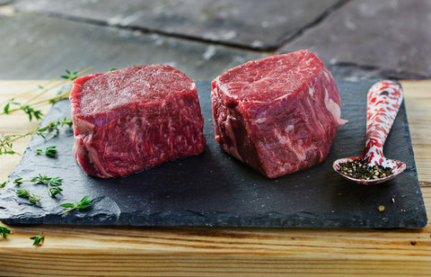 Whole Wagyu Fillet BMS 6-7