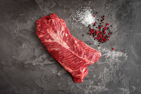 Freedown Hills UK Olive Fed Wagyu Hanging Tender