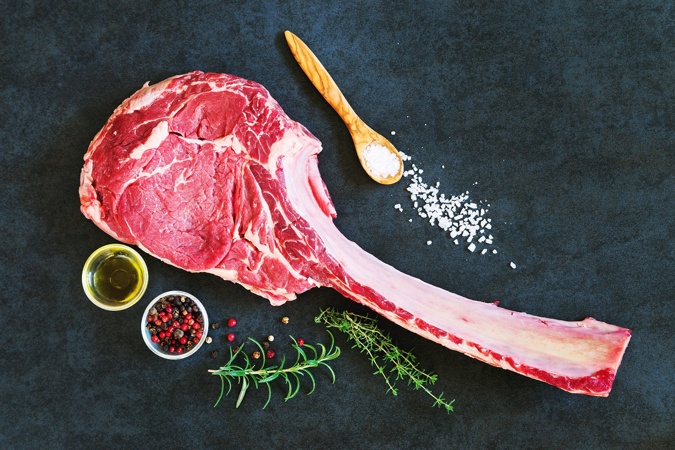 Choice US Grain Fed Tomahawk