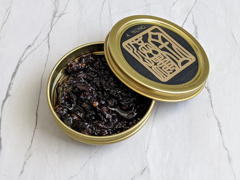 Black Bean Sauce With Dried Tangerine (50ml)