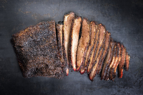 Whole Freedown Hills UK Olive Fed Wagyu Navel End Brisket (±4kg; £26/kg) (Chilled)
