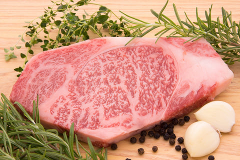 1 x Japanese Wagyu Ribeye Steak (300g)