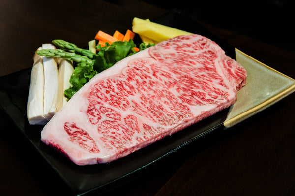 Japanese Wagyu Striploin Steak
