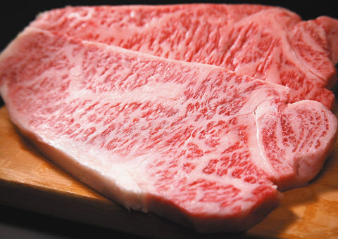 Japanese Wagyu Striploin Steaks
