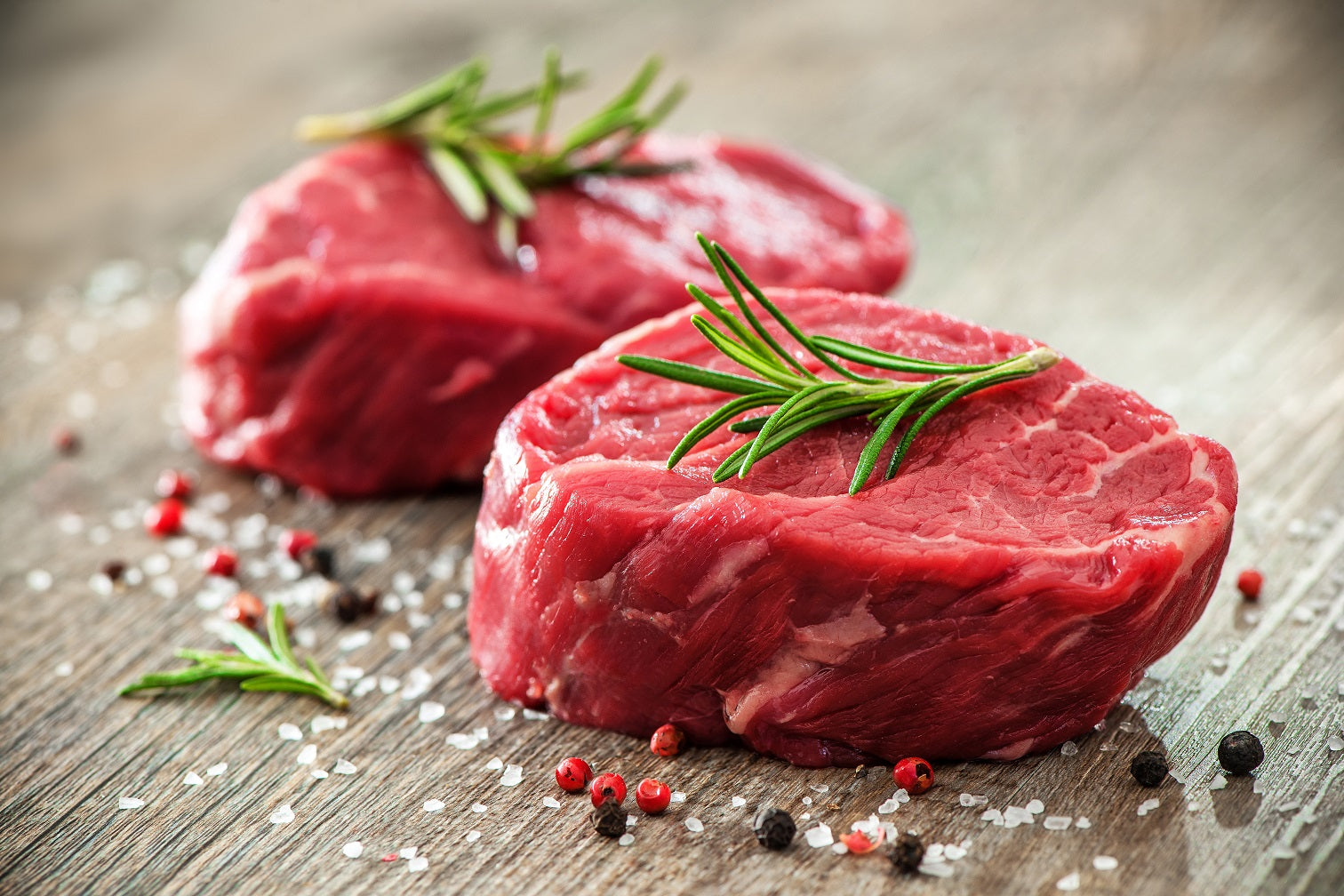New Zealand Prime Fillet Steaks