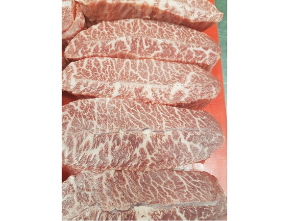 Whole Wagyu Oyster Blade BMS 3-5