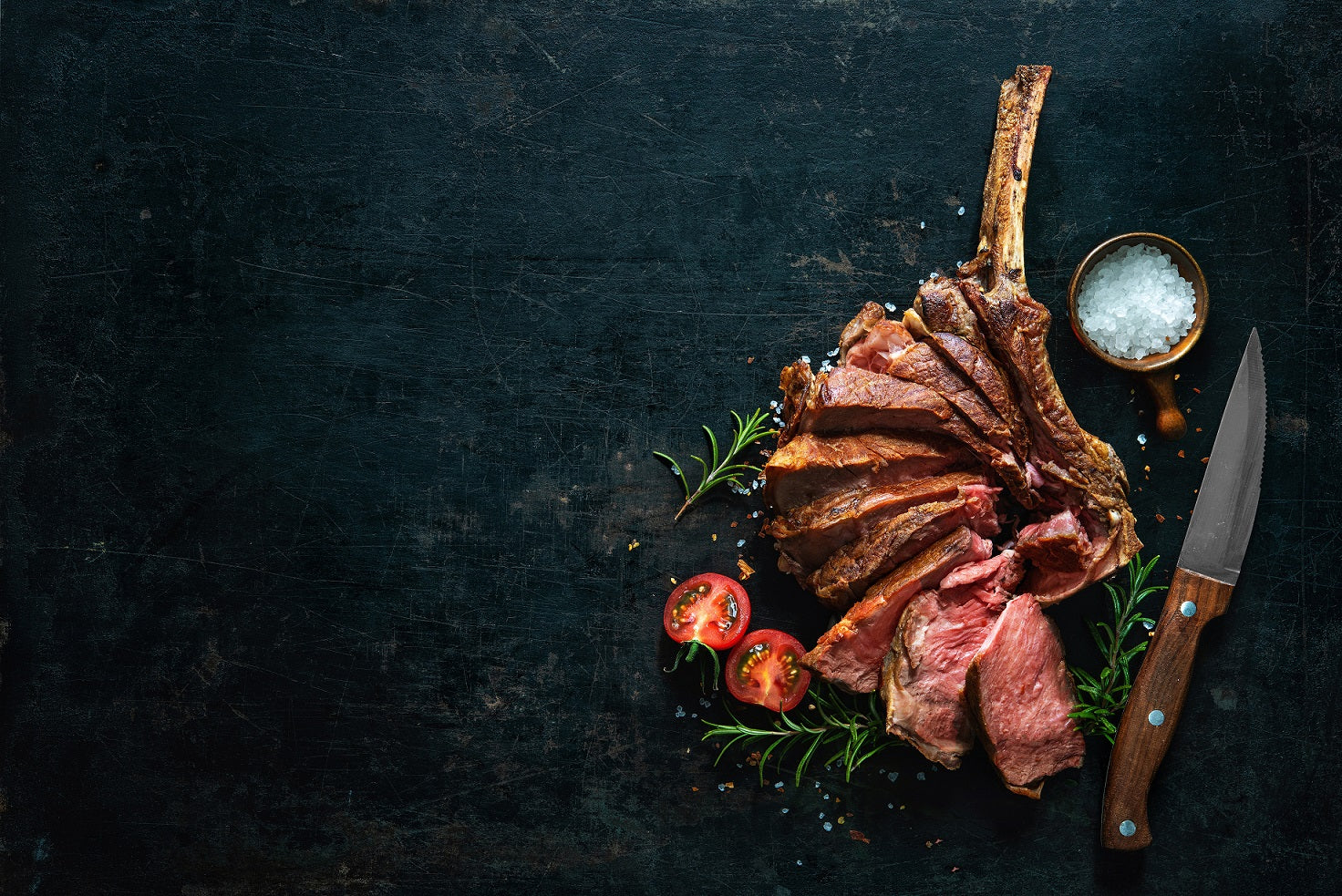 Whole Australian Wagyu Tomahawk