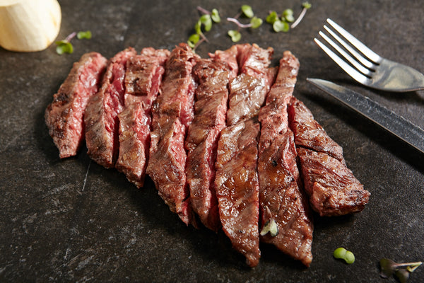 Choice US Grain Fed Bavette de Aloyau