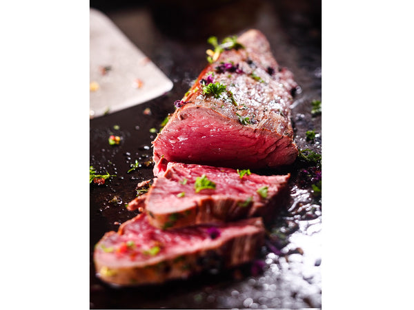 Whole UK Grass Fed Fillet (±2kg; £42/kg)