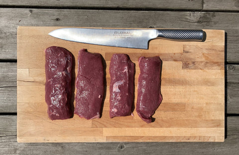 New Zealand Lamb Boneless Loin
