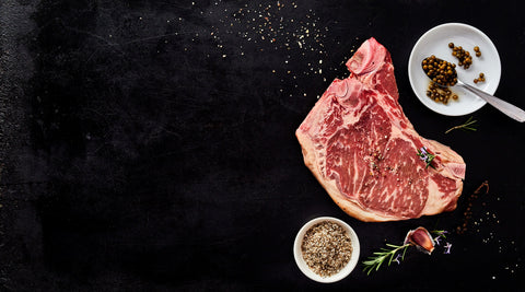 wagyu t-bone steak