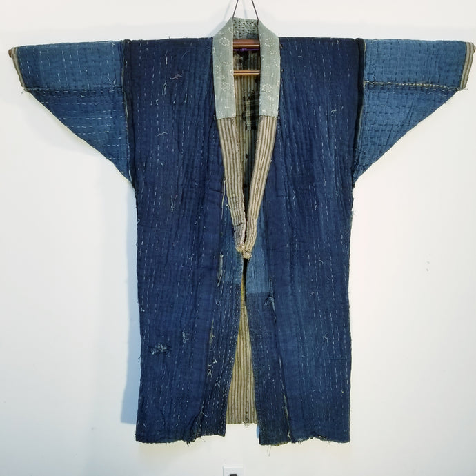 Patchwork Heavyweight heavylayers Sashiko Boro Jacket