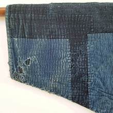 Load image into Gallery viewer, Patchwork Sashiko Indigo Noragi Jacket