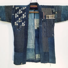 Load image into Gallery viewer, Patchwork Farmer Boro Jacket