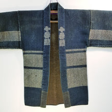 Load image into Gallery viewer, Taisho Era Japanese Sashiko Fireman's Jacket
