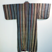 Load image into Gallery viewer, Folk Vintage Japanese Kimono