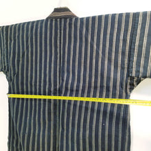 Load image into Gallery viewer, Folk Vintage Sashiko Farmer's Jacket
