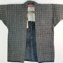 Load image into Gallery viewer, Noragi Sashiko Stitched Farmer's Jacket