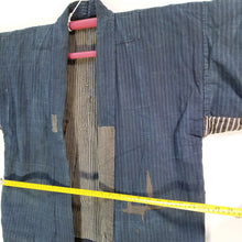 Load image into Gallery viewer, Noragi Boro Patchwork Folk Style Jacket Reversible