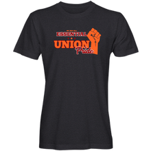 Load image into Gallery viewer, COVID-19 Support/Union-Pride T-shirt (available in black, navy and purple)