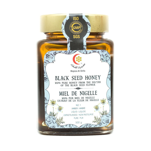 Organic Sidr Honey