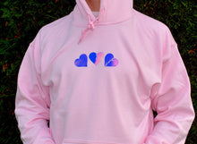 Load image into Gallery viewer, Pink Holographic Hoodie
