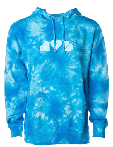 Aquaberry Dolphin Hoodie