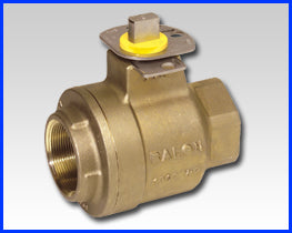Series S Threaded Body Construction Aluminum Bronze Ball Valve