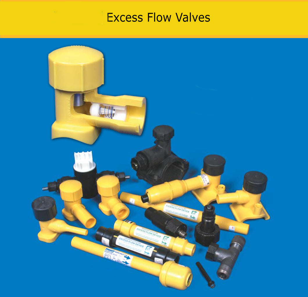 GE Excess Flow Valves