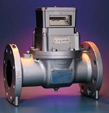 Sensus Turbine Gas Meters