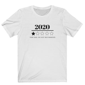 2020 Graphic Tee