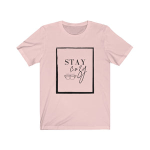 """Stay Cozy"" Graphic Tee"