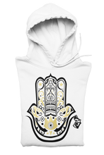 Load image into Gallery viewer, Hamza Hand Hooded Sweatshirt - Multi Colors