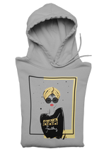Load image into Gallery viewer, TURBAN GIRL Hooded Sweatshirt - Multi Colors