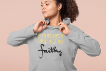 Load image into Gallery viewer, FAITH Hooded Sweatshirt - Multi colors