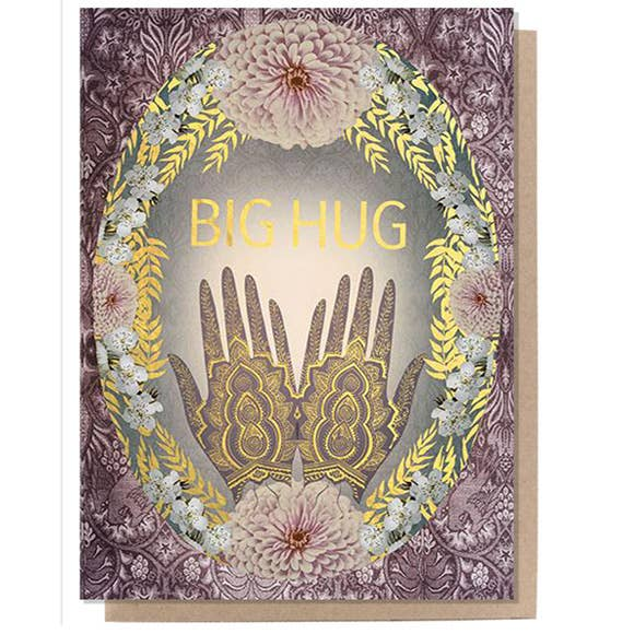 Greeting Card - Big Hug